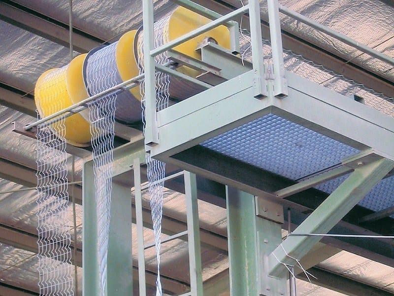 Electro welded mesh DEFIM PIPE by NUOVA DEFIM