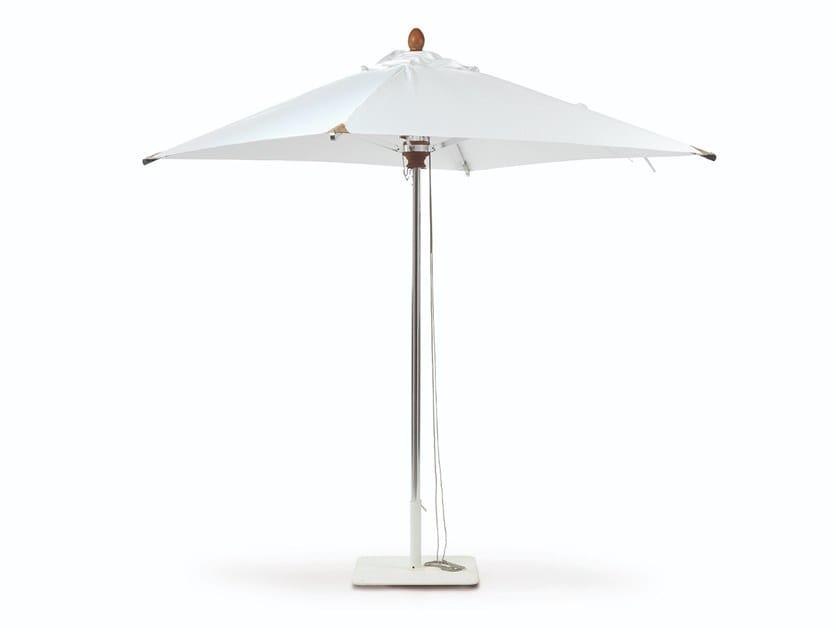 Square polyester Garden umbrella DEHORS by Ethimo