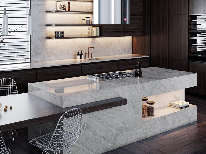 Furniture foil with stone effect DEKTON® SOGNE by Cosentino