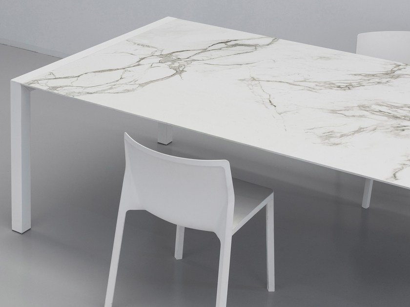 dekton table top by cosentino. Black Bedroom Furniture Sets. Home Design Ideas