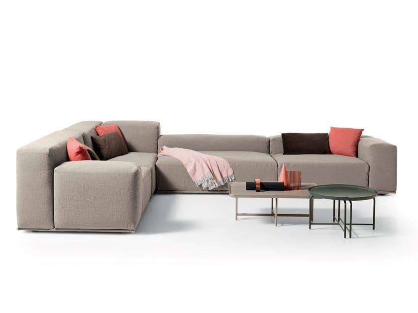 Delano Fabric Sofa By Pianca
