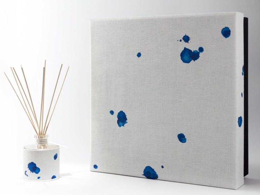 Natural stone Air freshener dispenser DELFT BLUE Premium - Tabacco e Agrumi by IWISHYOU