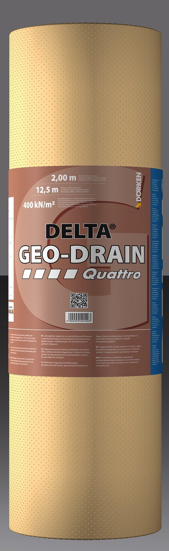 DELTA® - GEO DRAIN QUATTRO