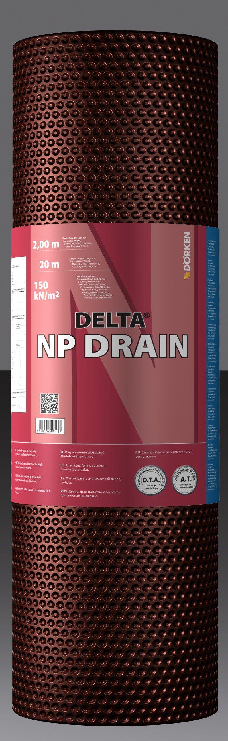 DELTA® - NP DRAIN