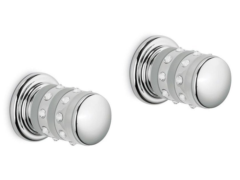 Classic style 2 hole shower tap DELUXE PRESTIGE | Classic style shower tap by newform