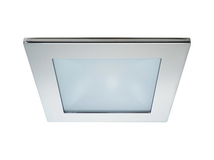 Ceiling recessed stainless steel spotlight DEMETRA 7W by Quicklighting