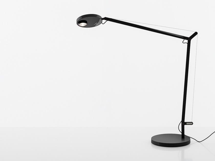 LED direct light adjustable table lamp DEMETRA PROFESSIONAL   Desk lamp by Artemide