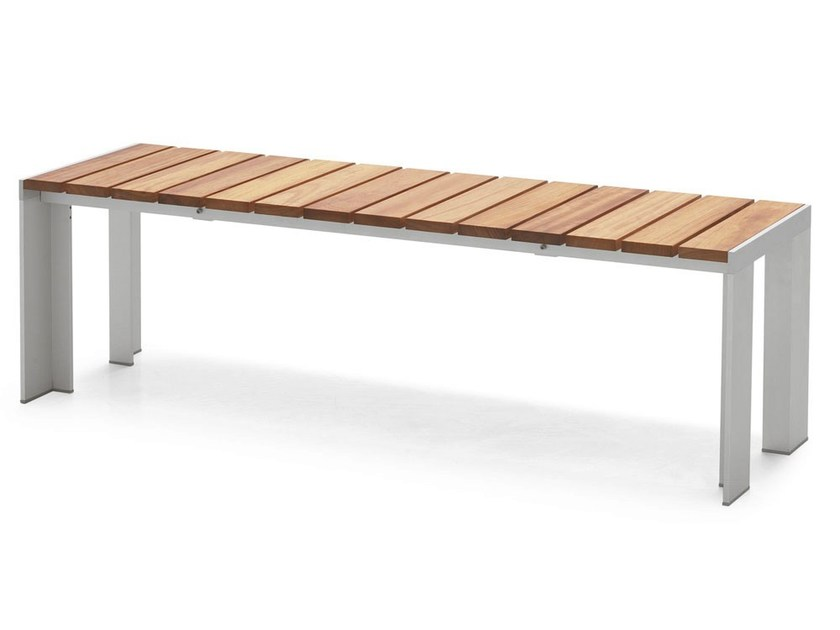 Teak bench DENEB | Teak bench by STUA
