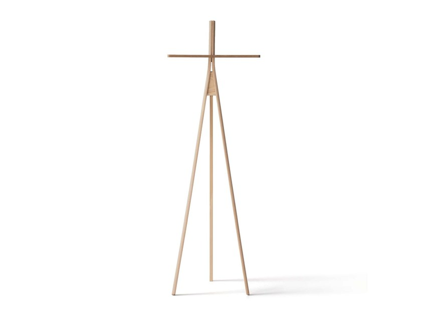 Wooden key cabinet DER KLEINE LEHNER by Nils Holger Moormann