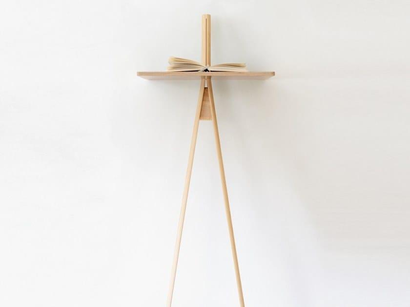 Mobiletto portachiavi in legno DER KLEINE LEHNER by Nils Holger Moormann