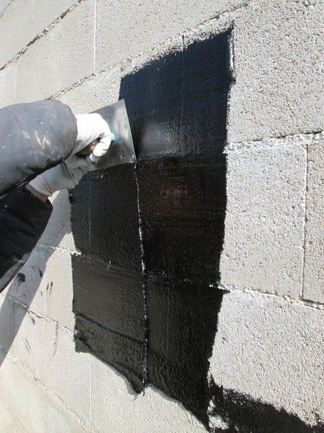 Liquid waterproofing membrane DERMARUBBER S by Casali Spa