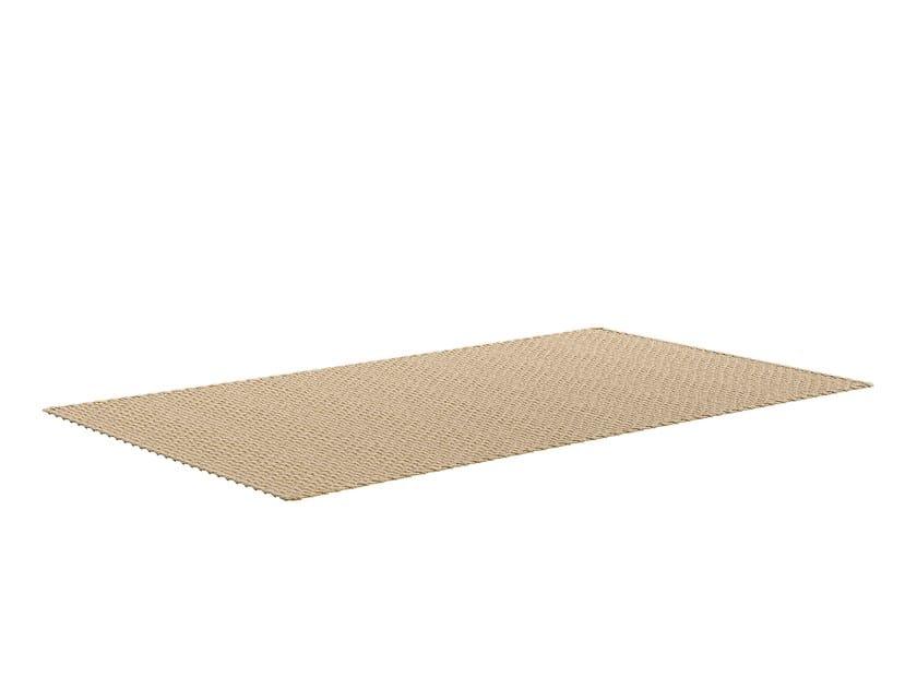Handmade rectangular outdoor rugs DESERT | Rug by Atmosphera