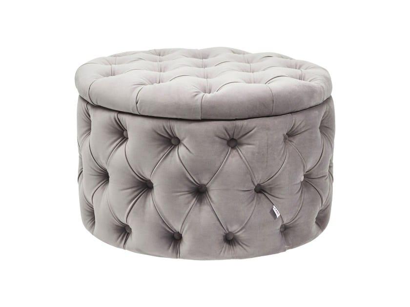 Pouf Contenitore Design.Desire Pouf Contenitore By Kare Design