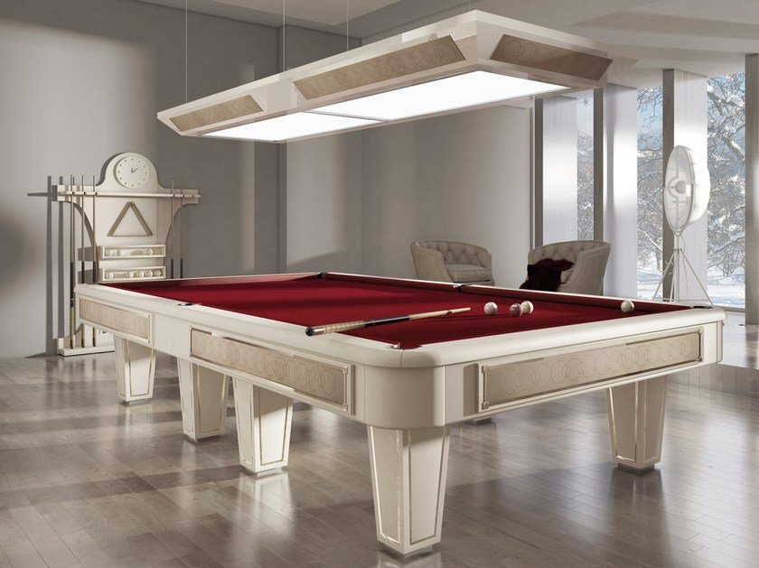DESIRE | Pool table By Vismara Design