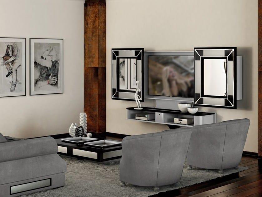 Vismara Scorrevoli Desire Tv Design Ante Sliding Laccato Mobile Motorizzato Con NnwkOP80XZ