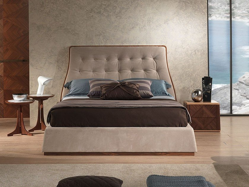 Storage bed ORIGINAL LIFESTYLE | Bed by Carpanelli Contemporary