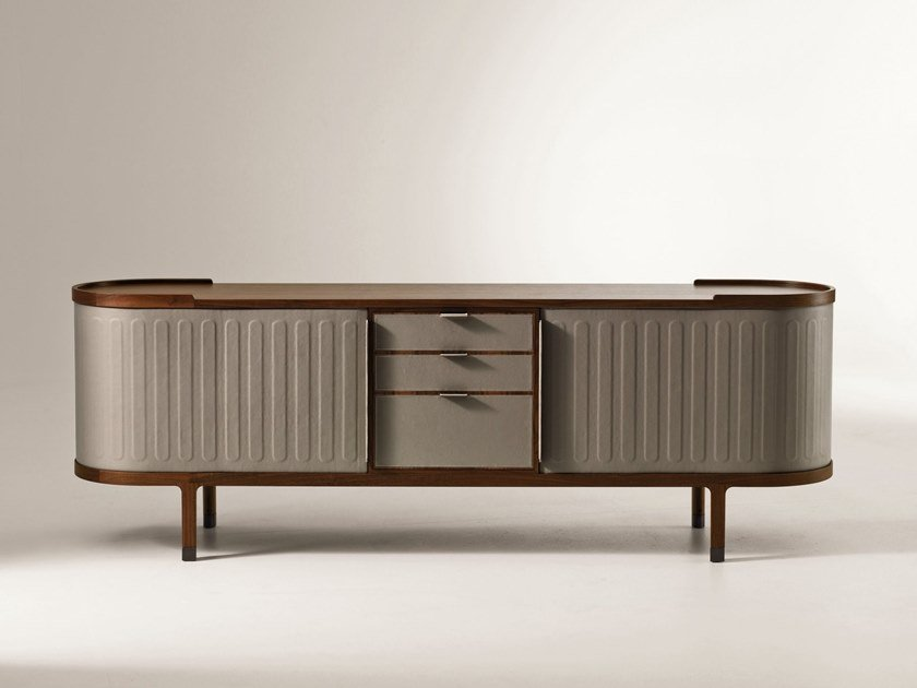 Sideboard with sliding doors DIA by GIORGETTI