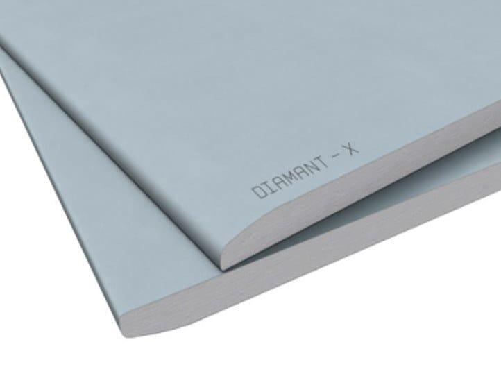 Gypsum plasterboard DIAMANT X by Knauf Italia
