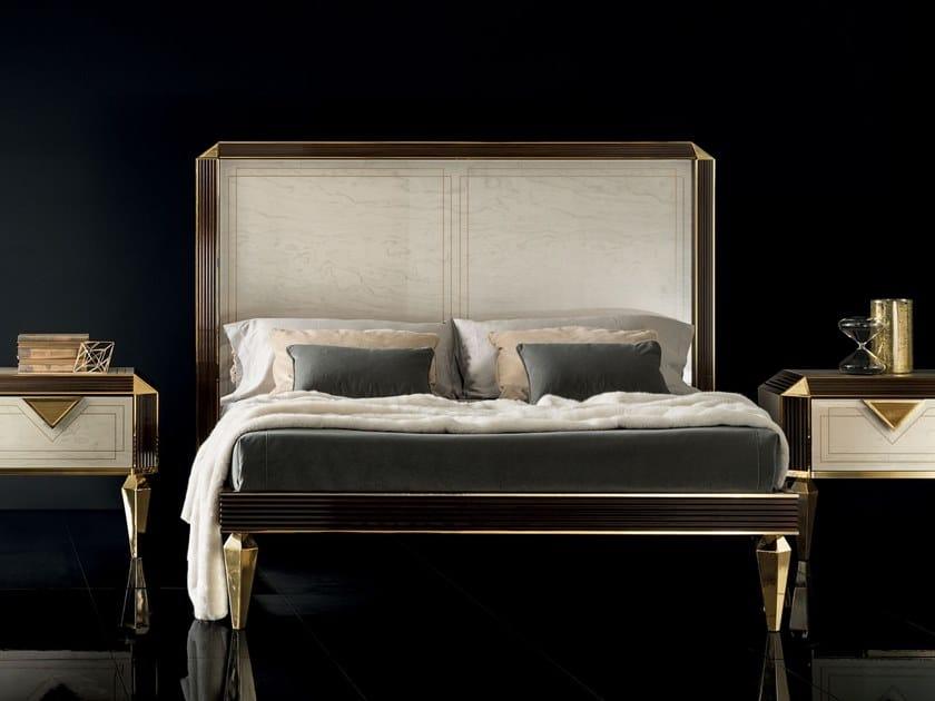 Double bed DIAMANTE   Bed by ADORA