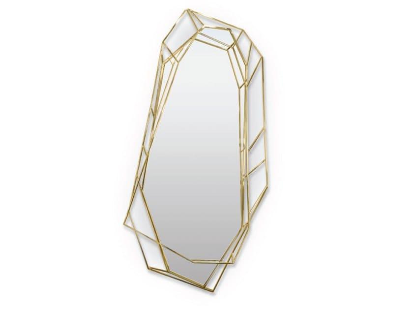 Wall-mounted mirror DIAMOND   Mirror by Delightfull