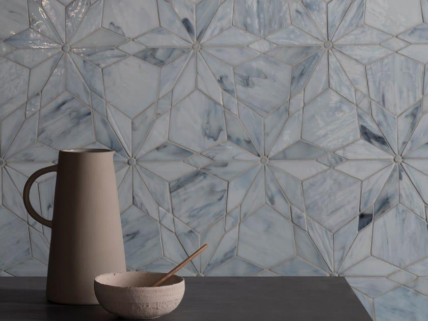 Mosaico in vetro cattedrale DIAMOND by Mosaico+