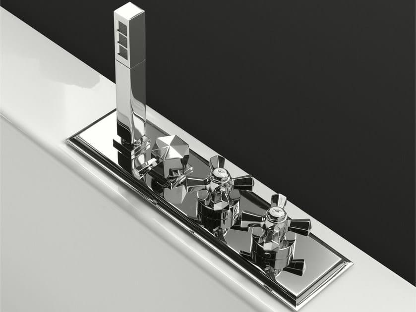 DIAMOND | Bathtub set Diamond Series By Signorini