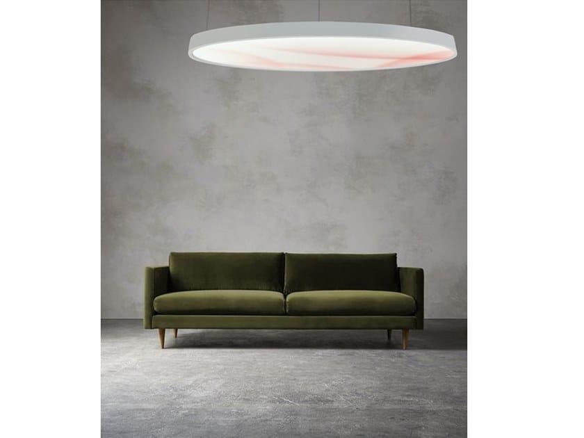 LED pendant lamp with dimmer DIAPHANE | Pendant lamp by Bottazzi Light