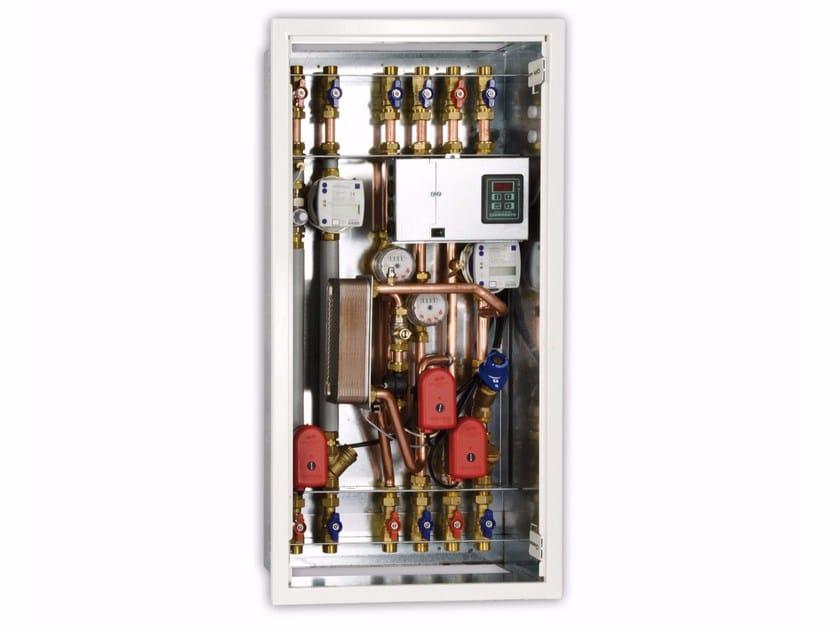 Heat meter DIATECH SR by Comparato Nello