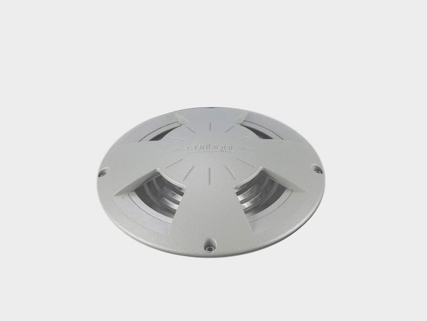 LED walkover light steplight DIELL DRIVE OVER RECESSED by Cariboni group