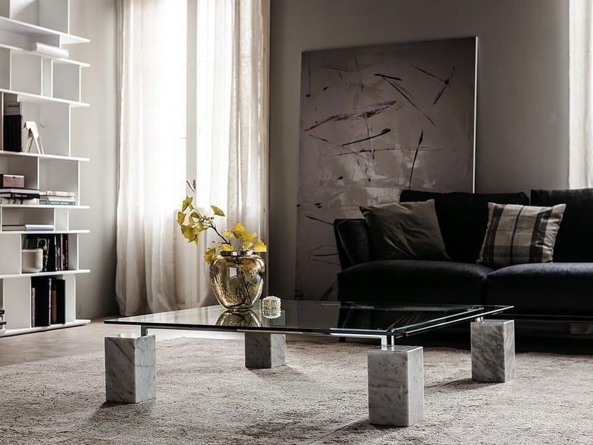 Crystal coffee table DIELLE by Cattelan Italia