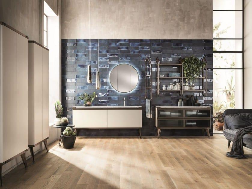 Arredo bagno completo DIESEL OPEN WORKSHOP By Scavolini Bathrooms