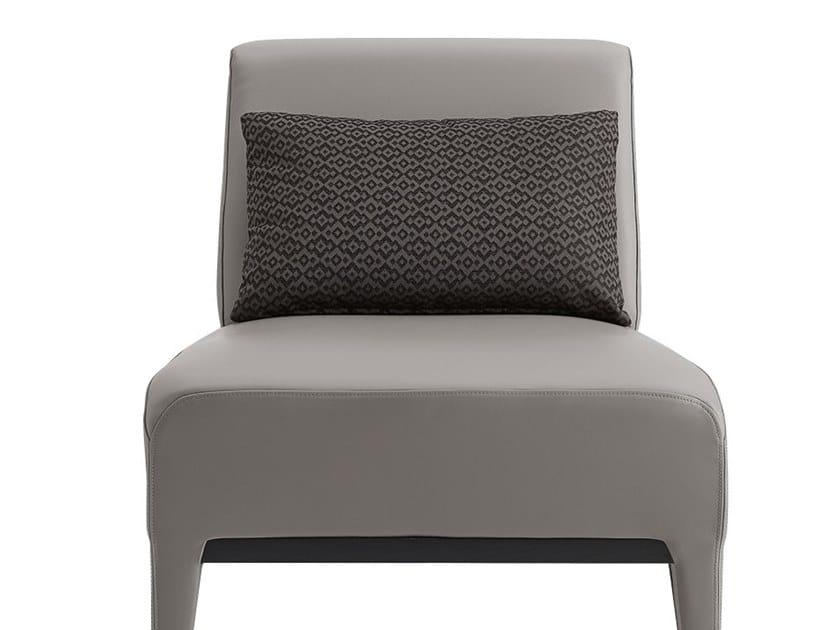 Rectangular fabric cushion DILAN | Fabric cushion by A.R. Arredamenti