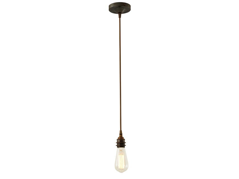 Direct Light Handmade Pendant Lamp DILI ROUND BRAIDED SUSPENSION PENDANT By Mullan Lighting