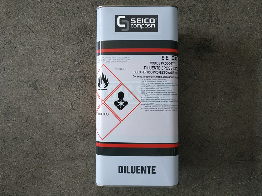 Diluent DILUENTE EPOXY® by Seico Compositi