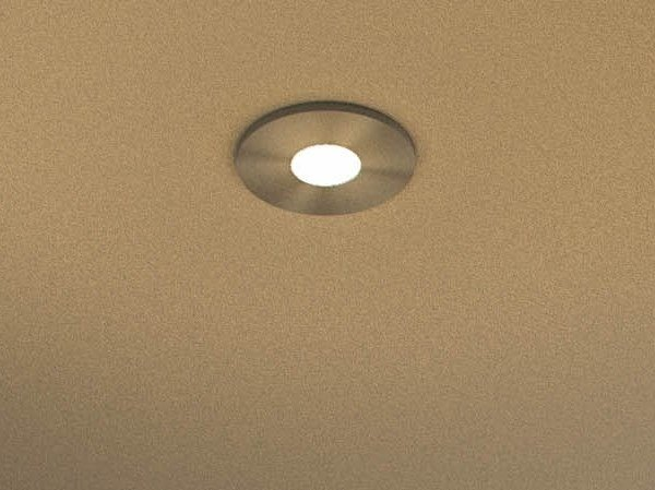 LED aluminium ceiling light DIME by FERROLIGHT DESIGN