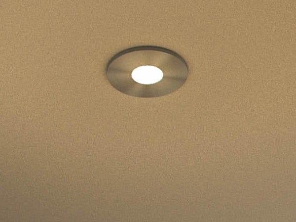Plafoniera a LED in alluminio DIME by FERROLIGHT DESIGN