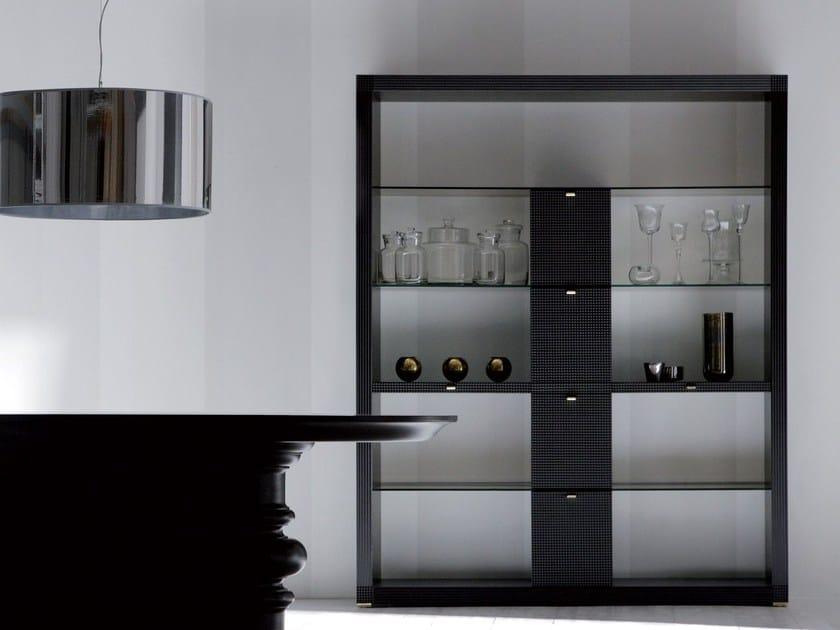 Wooden bookcase DIMITRI | Bookcase by OPERA CONTEMPORARY