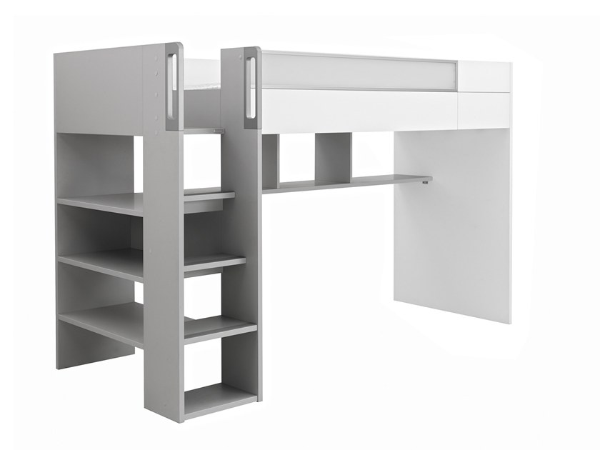 Loft bed DIMIX TRIO | Loft bed by GAUTIER FRANCE