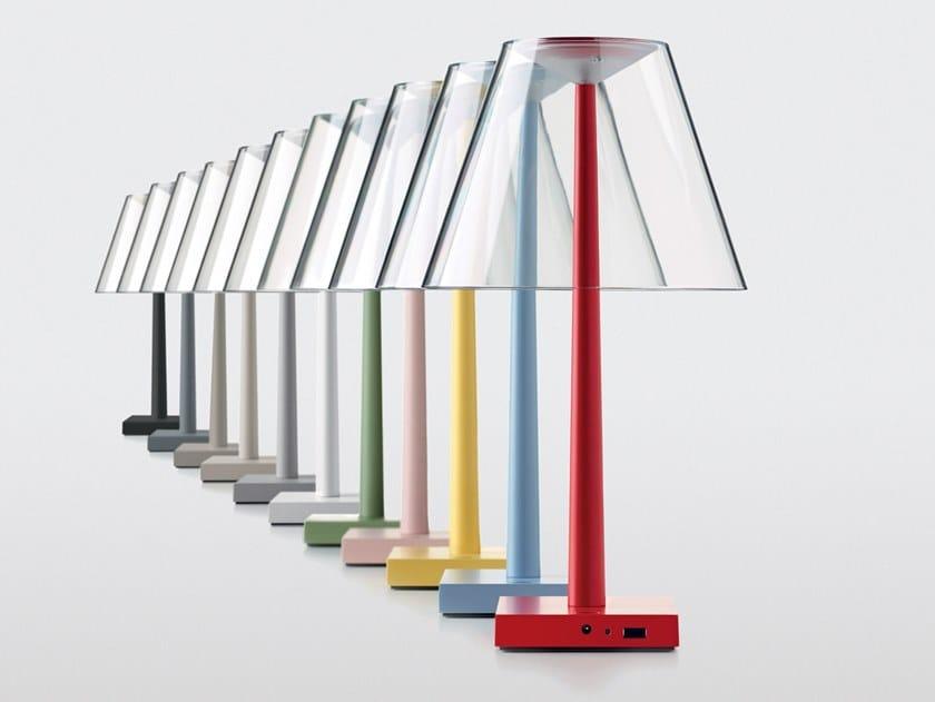 Lampada Da Tavolo A Led Senza Fili Dina By Rotaliana Design D L Studio
