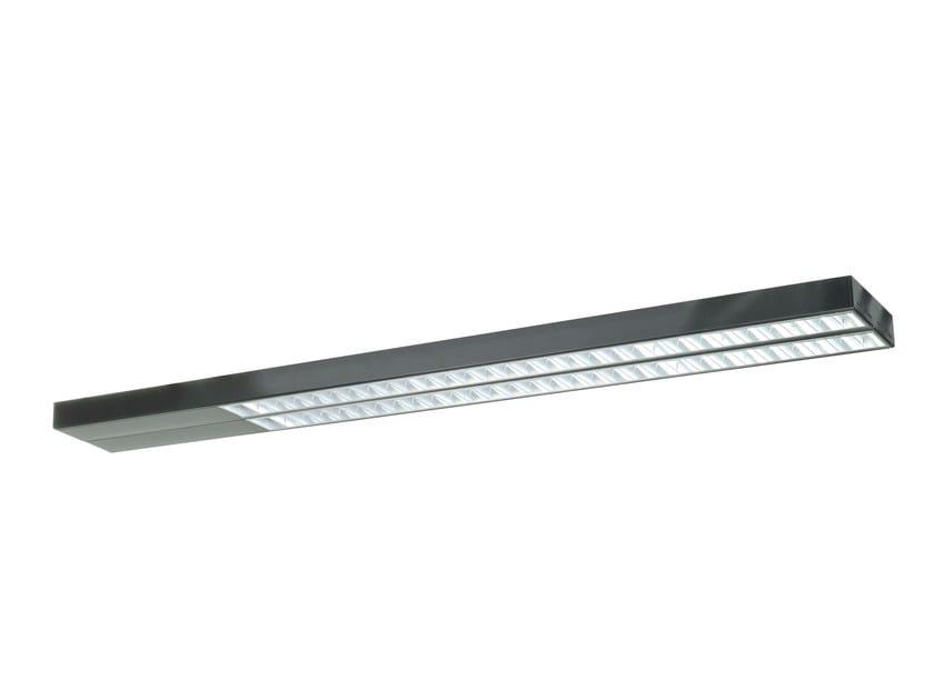 A Led Luce In Alluminio Da Diretta Plexiform Estruso Soffitto DinamicaLampada zLUMGSqpV