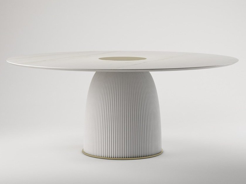 Round table DIONE by Paolo Castelli