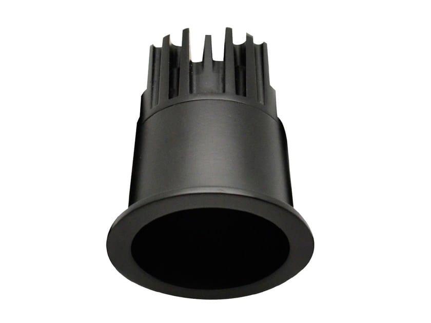 LED round recessed aluminium spotlight DIP by LED BCN
