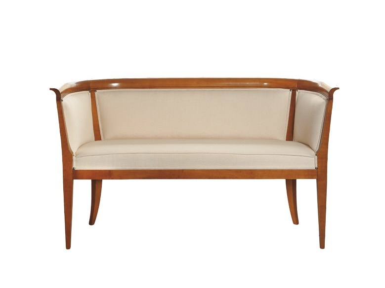 Fabric small sofa DIRETTORIO | Small sofa by Morelato