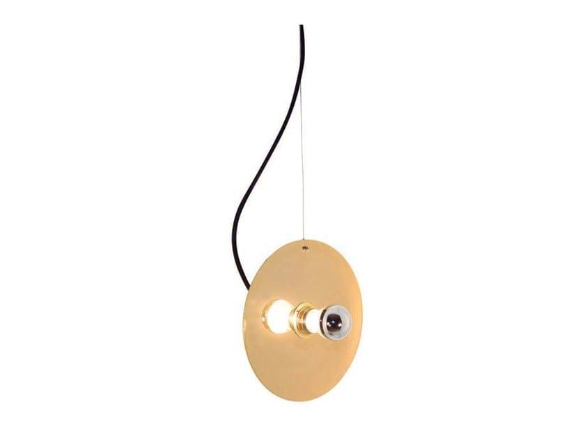 Direct light metal pendant lamp DISCO 2 by Aromas del Campo