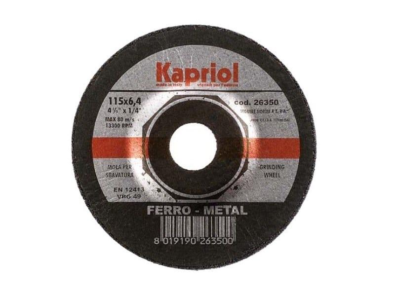 Discs DISCO ABRASIVO DA SBAVO by KAPRIOL