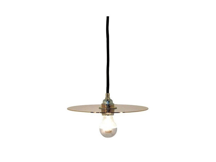 Direct light metal pendant lamp DISCO by Aromas del Campo