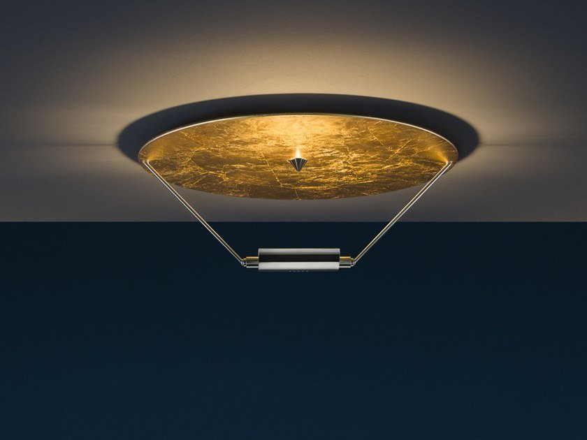 LED ceiling lamp DISCO by Catellani & Smith