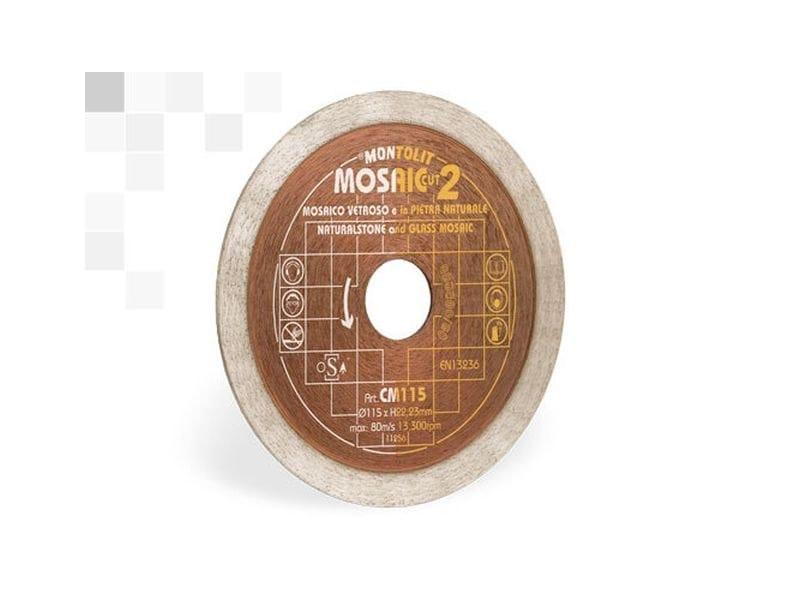 Discs DISCO DIAMANTATO MOSAIC CUT_CM by BREVETTI MONTOLIT