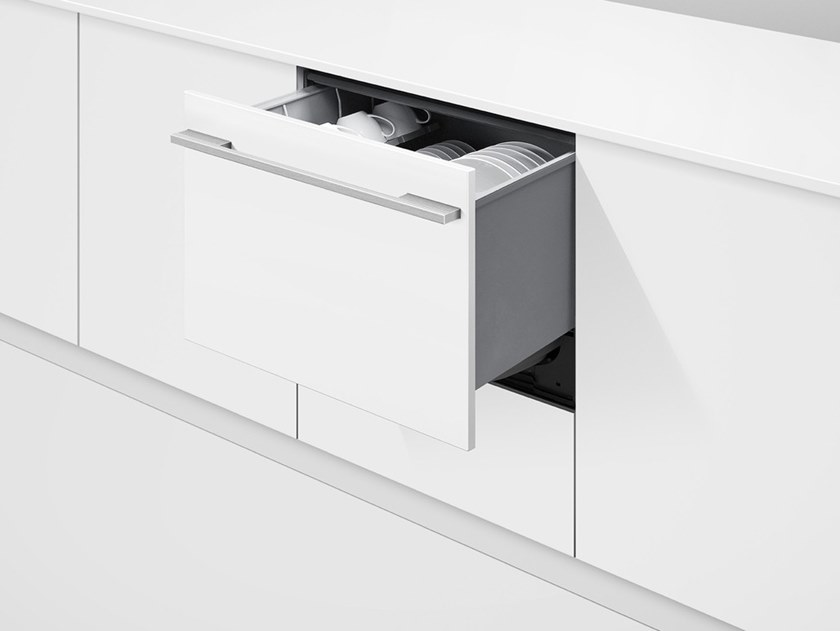Single dishdrawer™ dishwasher Class A + DISHDRAWER™ DD60STI9 by Fisher & Paykel