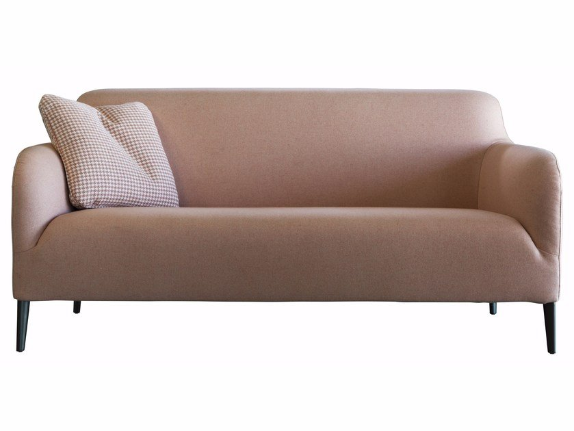 2 seater fabric sofa with removable cover DIVANITAS | Sofa by Verzelloni